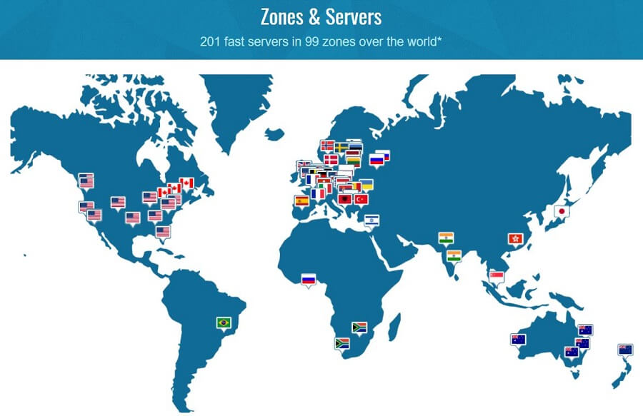 Trust.Zone Countries