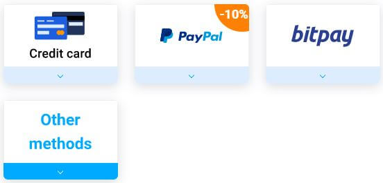 VPN Unlimited Payment Methods