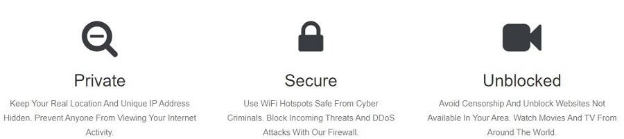BlackVPN Security