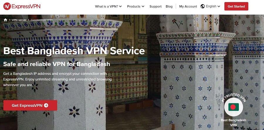 ExpressVPN Bangladesh
