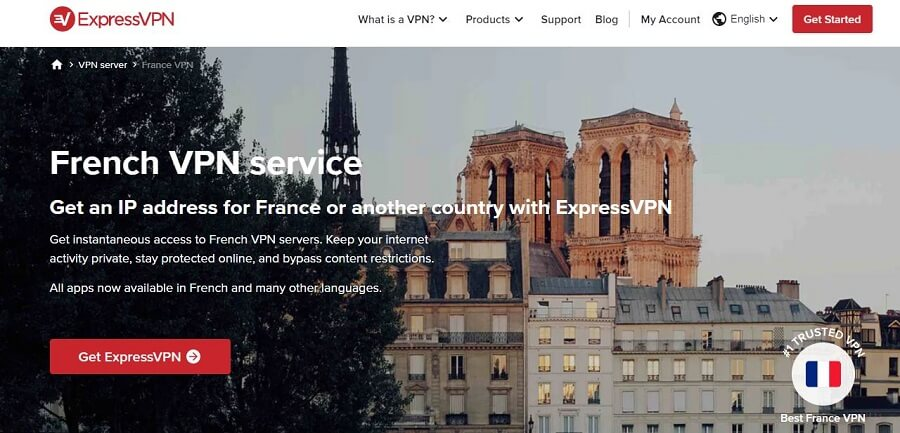 ExpressVPN France