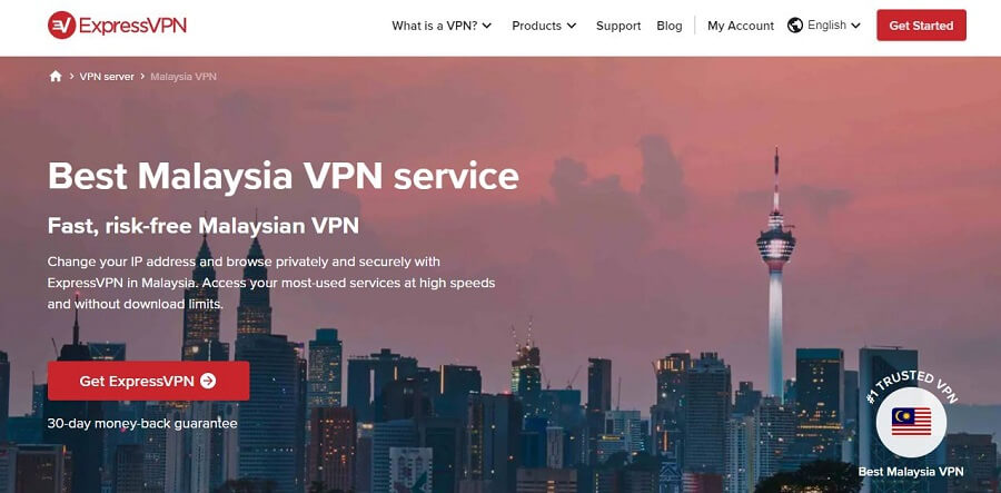 ExpressVPN Malaysia