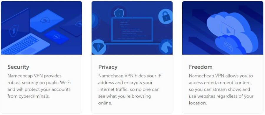 Namecheap VPN Security