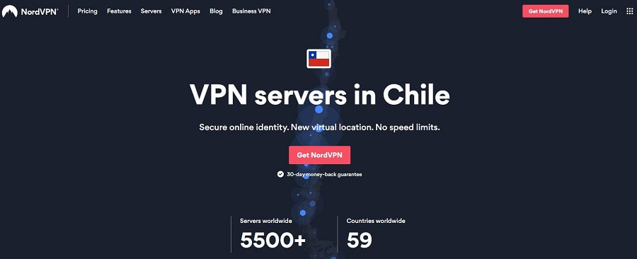 NordVPN Chile