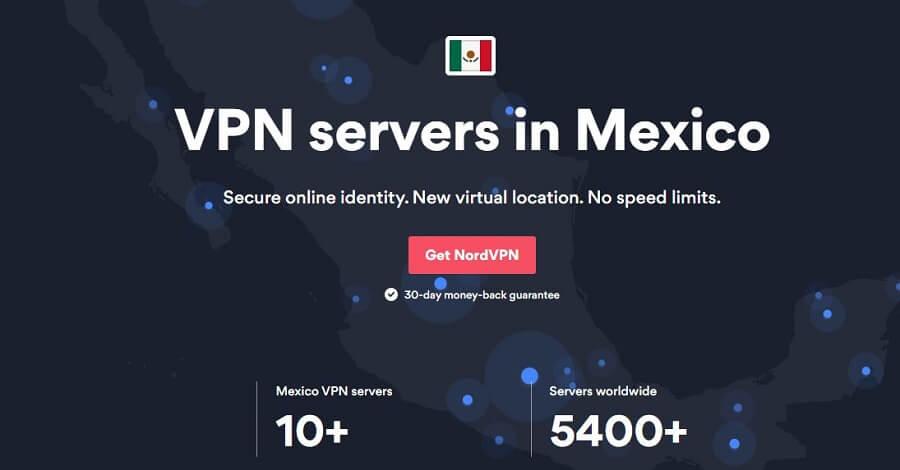 NordVPN Mexico