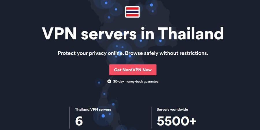 NordVPN Thailand