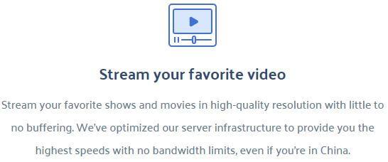 SwitchVPN Streaming