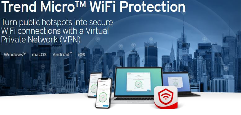 Trend Micro VPN Overview