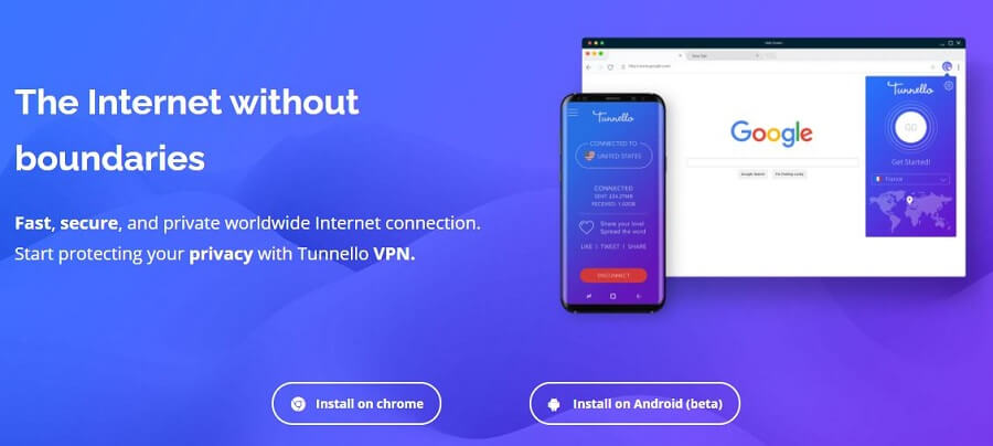 Tunnello VPN Overview