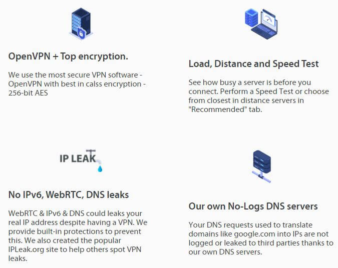 VPNArea Protocols