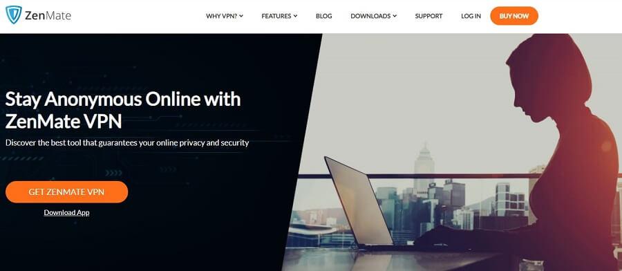 ZenMate Security