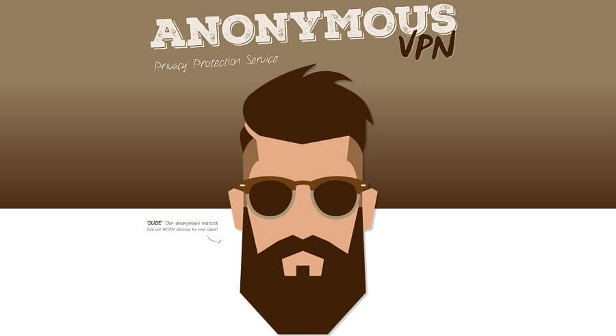 Anonymous VPN Overview