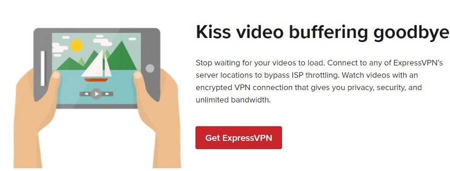 ExpressVPN Throttling