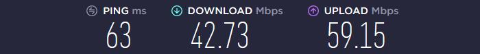 Proxy Master VPN Speedtest EU