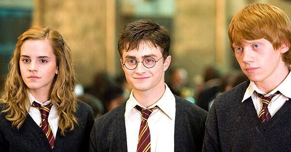 Watch Harry Potter on Netflix