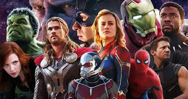 Watch Marvel Movies Netflix
